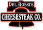 Del Rossi's Cheesesteak logo
