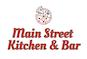 Main Street Kitchen & Bar logo