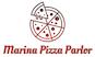 Marina Pizza Parlor logo