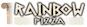 Rainbow Pizza logo