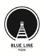 Blue Line Pizza logo
