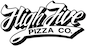 High Five Pizza Company logo