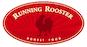 Running Rooster logo