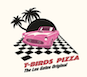 T-Bird's Pizza  logo