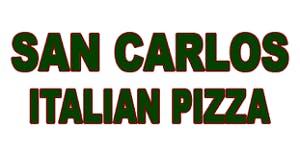 San Carlos Italian Pizza