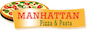 Manhattan Pizza & Pasta logo