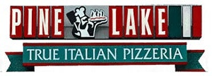 Pine Lake Pizzeria logo