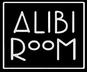 The Alibi Room greenwood logo