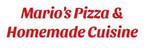 Mario's Pizza & Homemade Cuisine