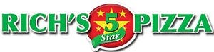 Rich's 5 Star Pizza