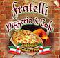 Fratelli Pizzeria & Cafe logo