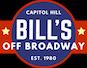 Bill's Off Broadway logo