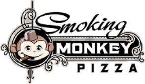 Smoking Monkey Pizza