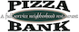 Pizza Bank Restaurant logo