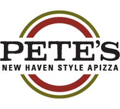Pete's New Haven Style Pizza