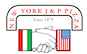 New York J & P Pizza logo