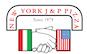 New York J & P Pizza logo