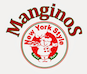 Manginos Pizza & Subs logo
