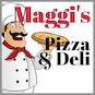 Maggi's Pizza & Deli logo