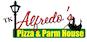 TK Alfredo's Pizza & Grill logo