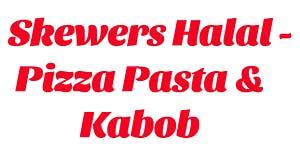 Skewers Halal