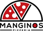 Manginos Pizza logo