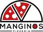 Manginos Pizza logo