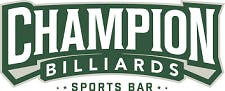 Champion Billiards Sports Bar