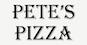 Pete's Pizza logo