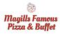 Magills Famous Pizza & Buffet logo