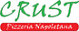 Crust Pizzeria Napoletana logo