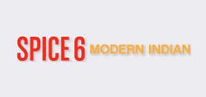 Spice 6 Modern Indian - Hyattsville logo