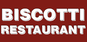 Biscotti Restaurant logo
