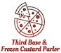 Third Base & Frozen Custard Parlor logo