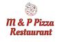 M & P Pizza Restaurant logo