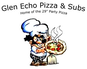 Glen Echo Pizza & Subs logo