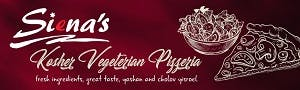 Siena's Vegetarian Pizzeria Restaurant