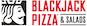 Blackjack Pizza & Salads logo