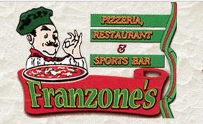 Franzone's Pizzeria, Restaurant & Sports Bar logo