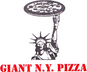 Giant New York Pizza logo