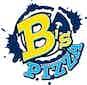B's Pizza logo