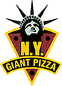 New York Giant Pizza logo
