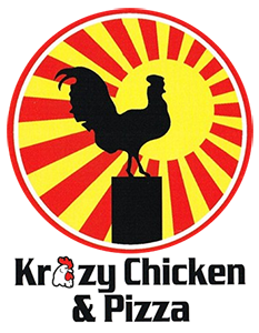 Krazy Chicken & Pizza logo