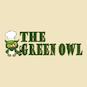 The Green Owl logo