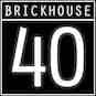 Brickhouse 40 logo