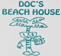 Doc's Beach House logo