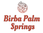 Birba Palm Springs logo