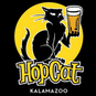 HopCat - Kalamazoo logo