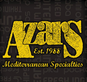 Azar's logo