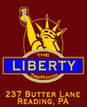 The Liberty Taproom logo